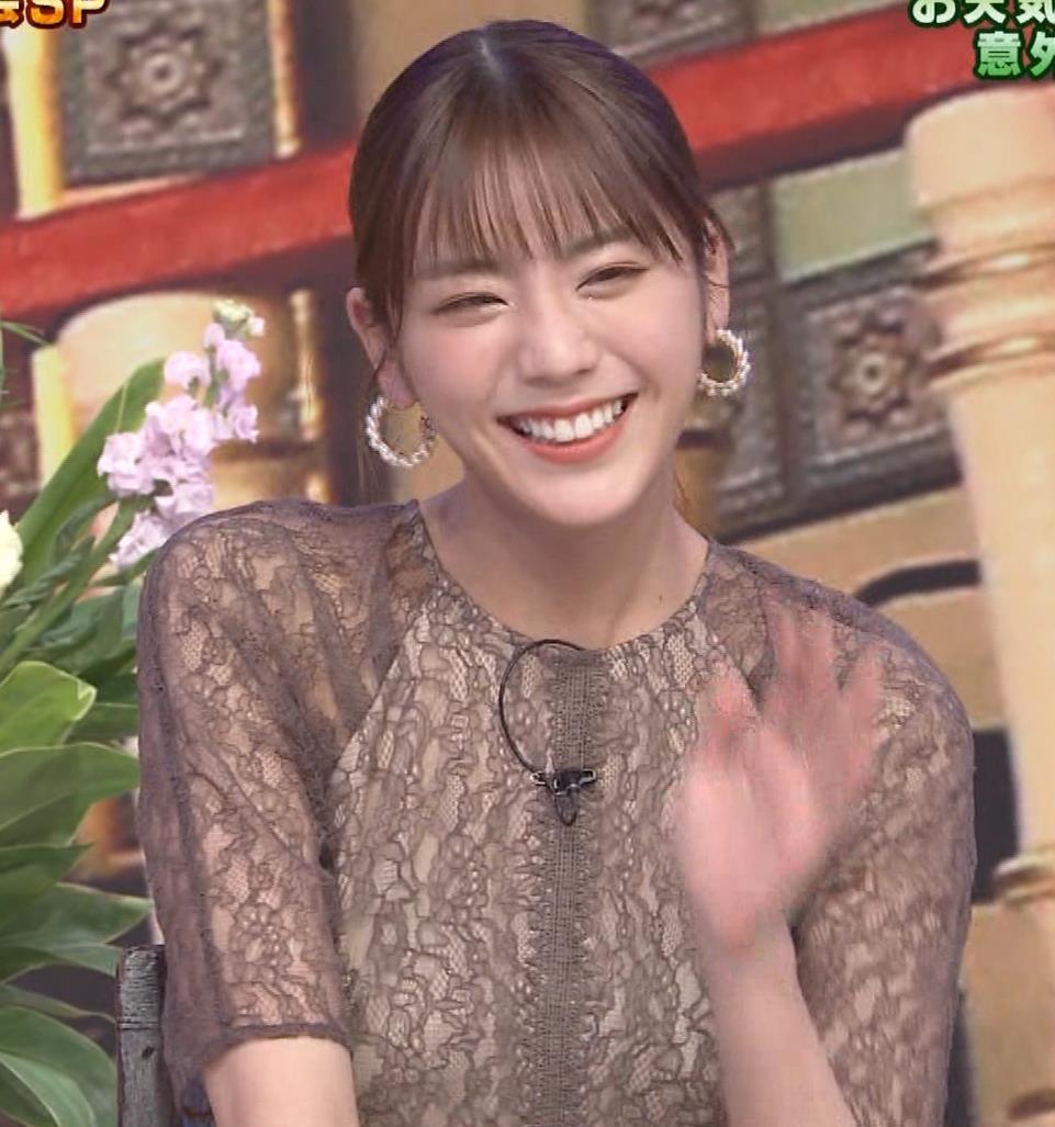貴島明日香 透け衣装キャプ・エロ画像5