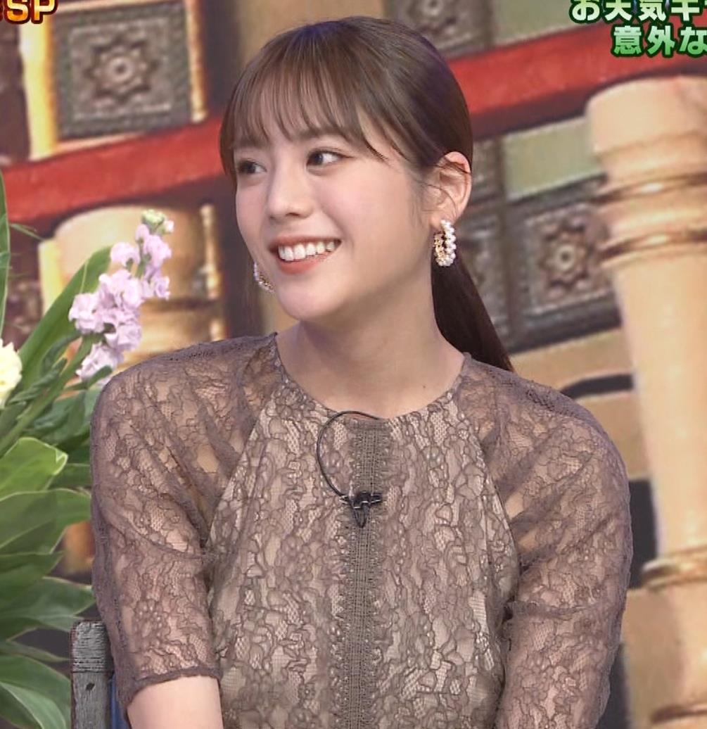 貴島明日香 透け衣装キャプ・エロ画像7