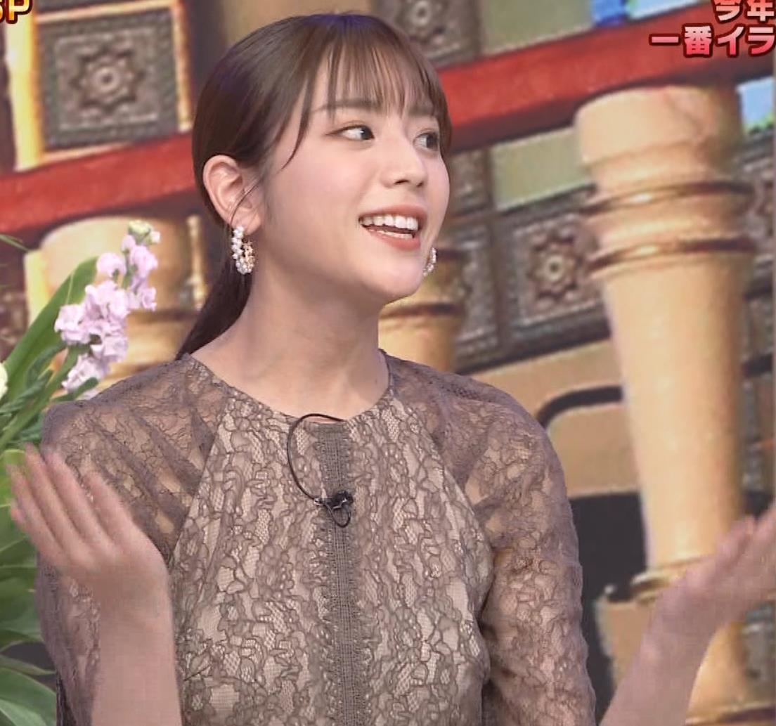 貴島明日香 透け衣装キャプ・エロ画像8