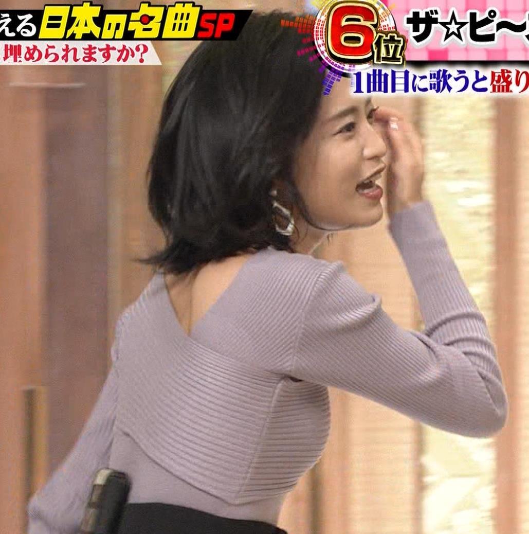 小島瑠璃子 おっぱいが揺れるカラオケ番組[動画]キャプ・エロ画像3
