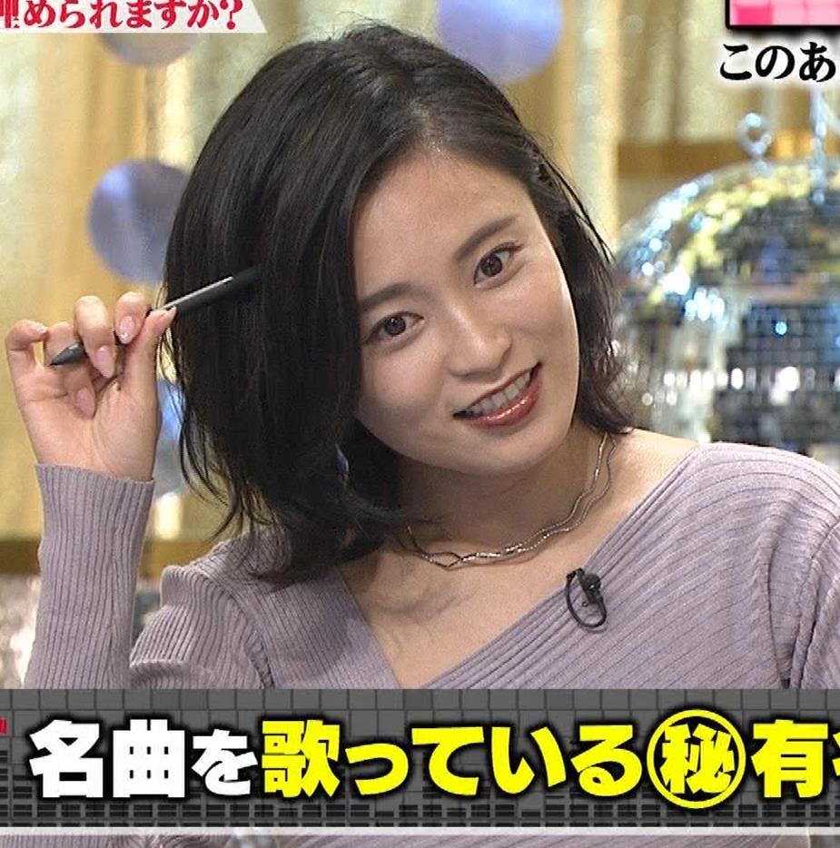 小島瑠璃子 おっぱいが揺れるカラオケ番組[動画]キャプ・エロ画像9