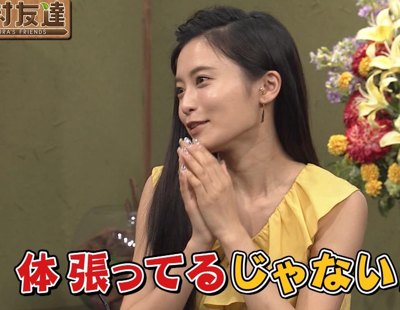 小島瑠璃子 濡れ透けキャプ・エロ画像6