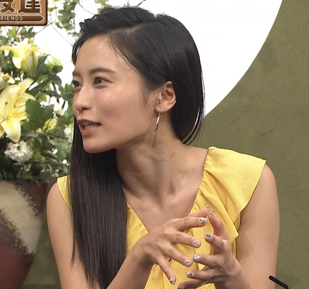 小島瑠璃子 濡れ透けキャプ・エロ画像9