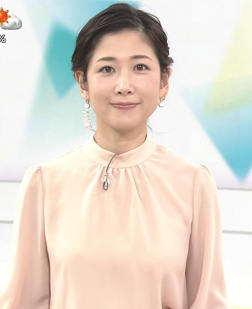 桑子真帆アナ ゆったりしたでも目立つ巨乳キャプ・エロ画像4