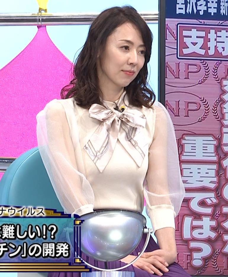 丸田佳奈 セクシーな美人女医キャプ・エロ画像7