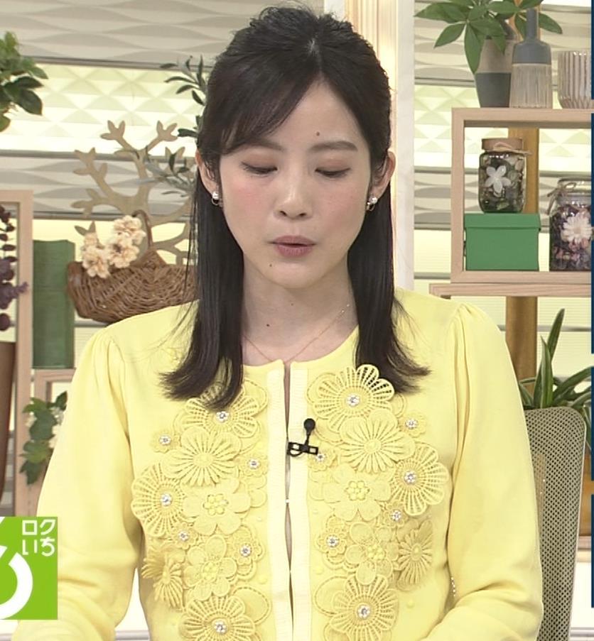 松崎洋子 ロクいち!福岡キャプ・エロ画像3