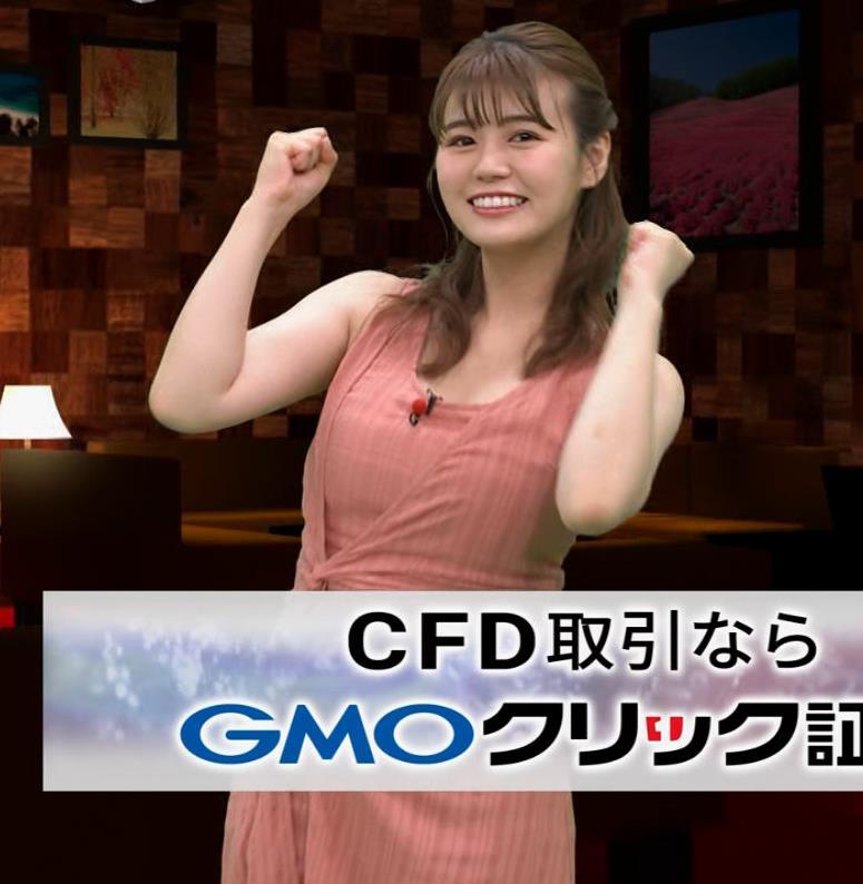 井口綾子 エロアピール衣装キャプ・エロ画像9