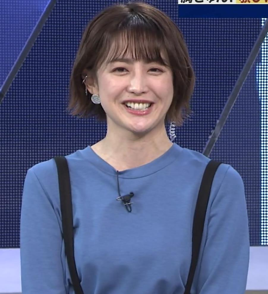 宮司愛海アナ 微乳エロキャプ・エロ画像3