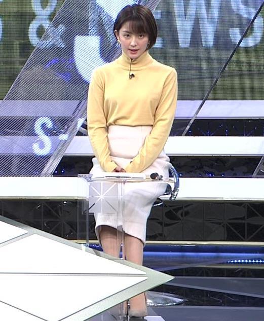 宮司愛海アナ ロングスカートキャプ・エロ画像6