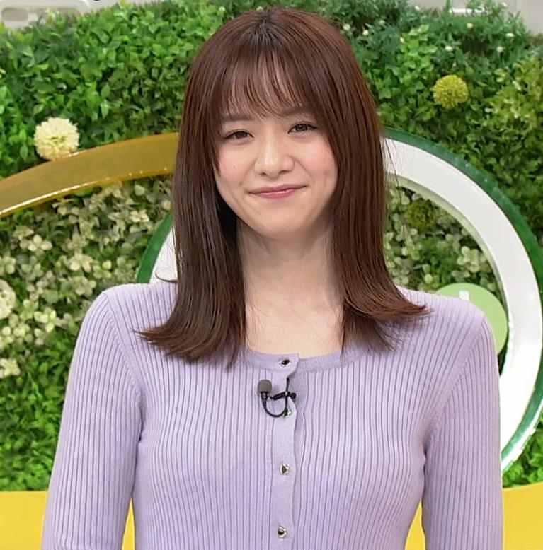 森香澄アナ クッキリ横乳キャプ・エロ画像10
