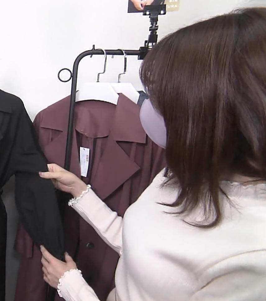 森香澄アナ エロ過ぎ巨乳キャプ・エロ画像3
