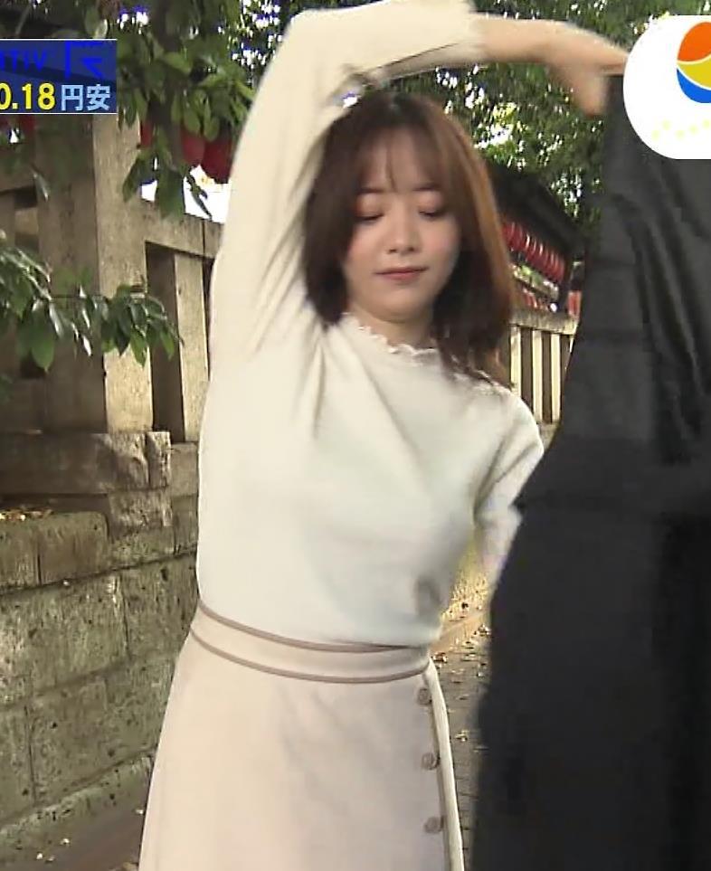 森香澄アナ エロ過ぎ巨乳キャプ・エロ画像7