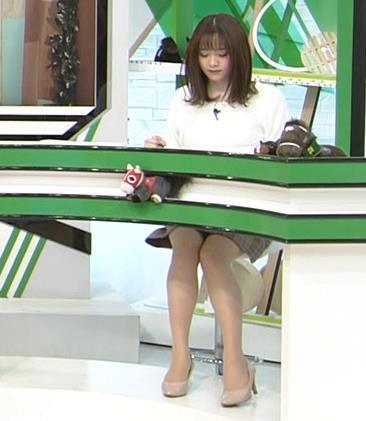 森香澄アナ ミニスカ▼ゾーンキャプ・エロ画像4