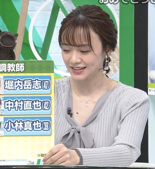 森香澄アナ あざといけどかわいいキャプ・エロ画像6