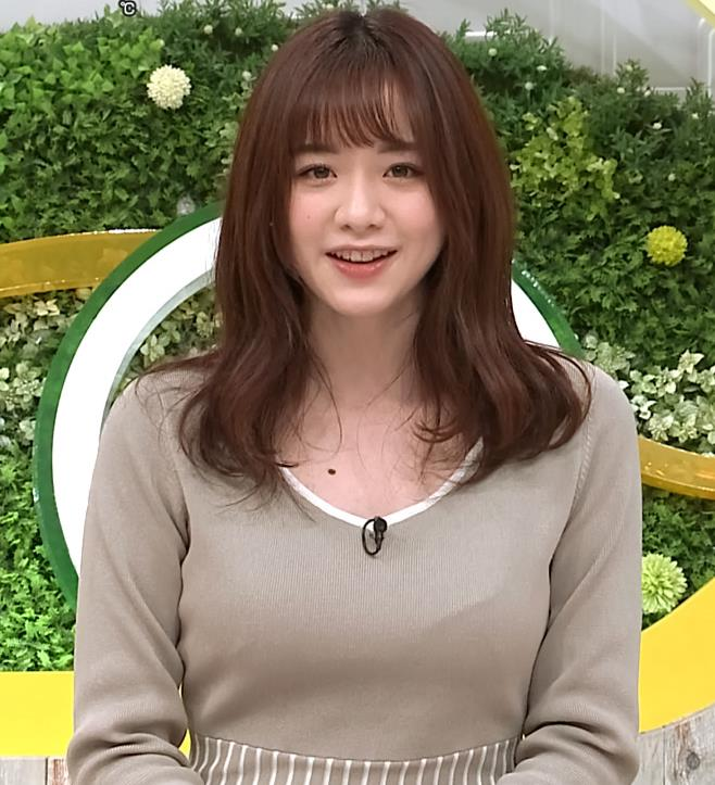 森香澄アナ 巨乳でエロかわいい女子アナキャプ・エロ画像2
