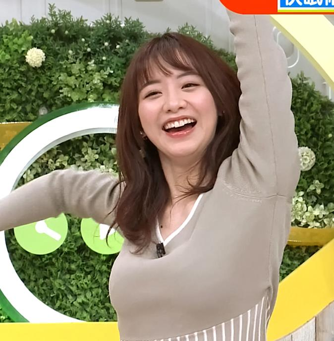 森香澄アナ 巨乳でエロかわいい女子アナキャプ・エロ画像3