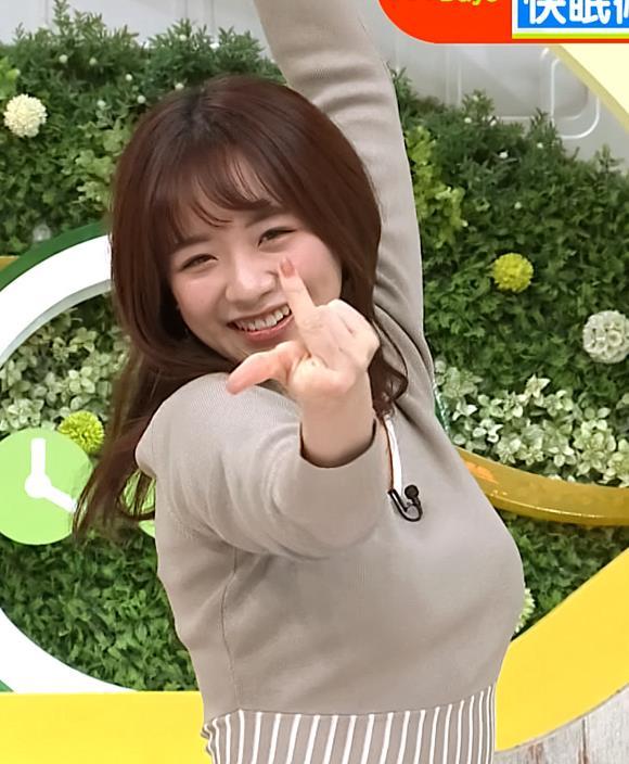 森香澄アナ 巨乳でエロかわいい女子アナキャプ・エロ画像4