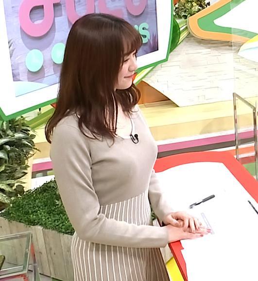 森香澄アナ 巨乳でエロかわいい女子アナキャプ・エロ画像6