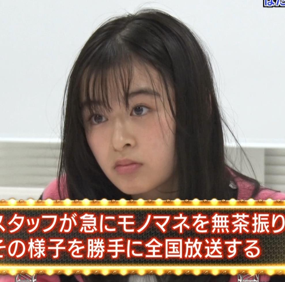森七菜 ニット微乳キャプ・エロ画像2