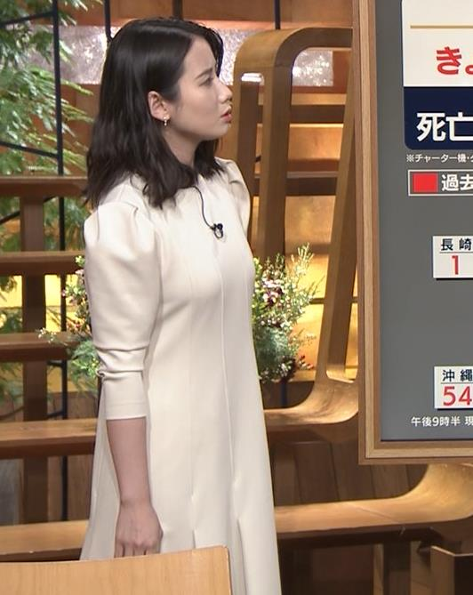 アナ 清楚系エロおっぱいキャプ・エロ画像