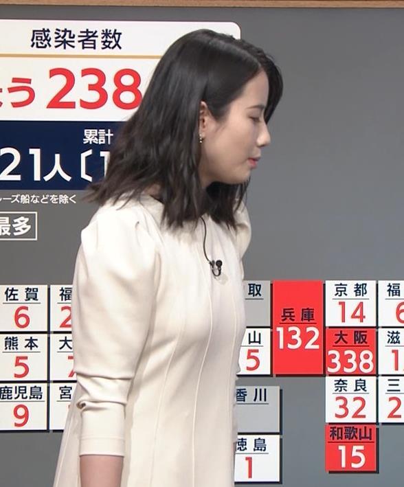 アナ 清楚系エロおっぱいキャプ・エロ画像2