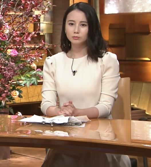 アナ 清楚系エロおっぱいキャプ・エロ画像15