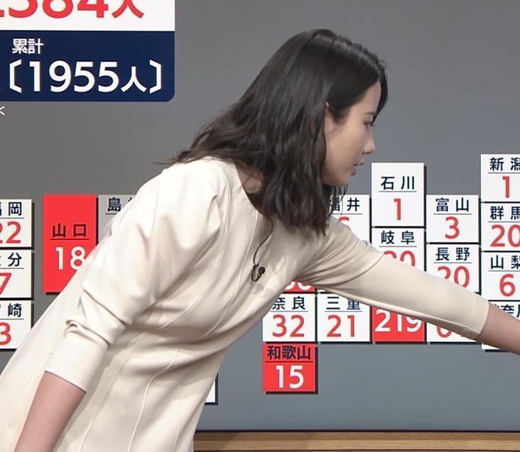 アナ 清楚系エロおっぱいキャプ・エロ画像3