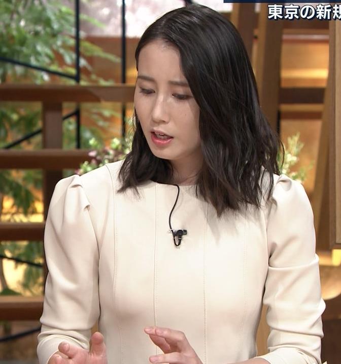 アナ 清楚系エロおっぱいキャプ・エロ画像6
