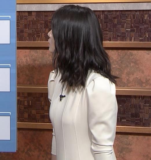 アナ 清楚系エロおっぱいキャプ・エロ画像7