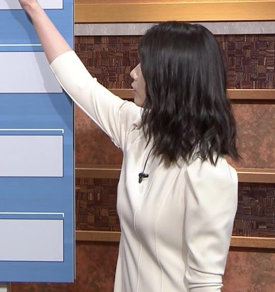アナ 清楚系エロおっぱいキャプ・エロ画像9