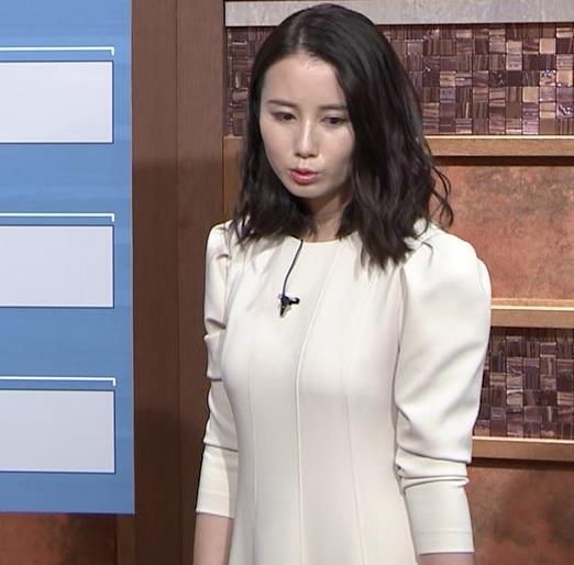 アナ 清楚系エロおっぱいキャプ・エロ画像10