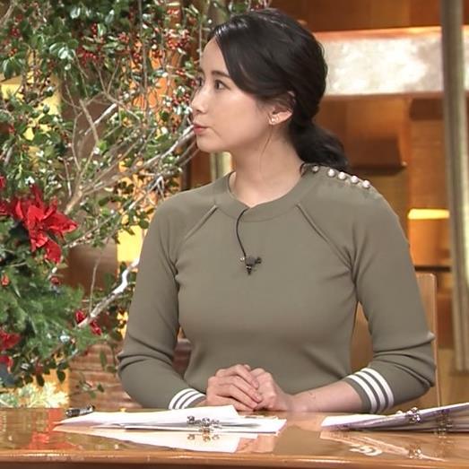 森川夕貴アナ おっぱいエロキャプ・エロ画像9