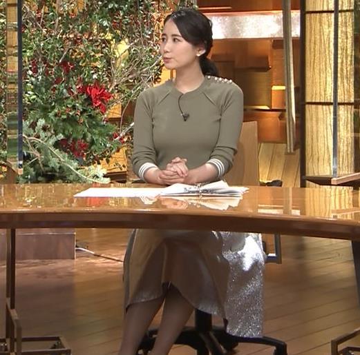森川夕貴アナ おっぱいエロキャプ・エロ画像10