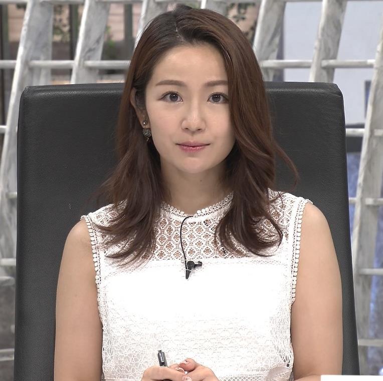 長野美郷 ノースリーブキャプ・エロ画像6