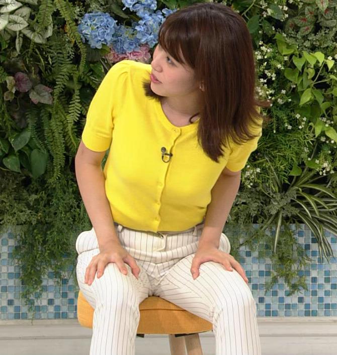 中川安奈アナ タイトパンツでエロいエクササイズキャプ・エロ画像14