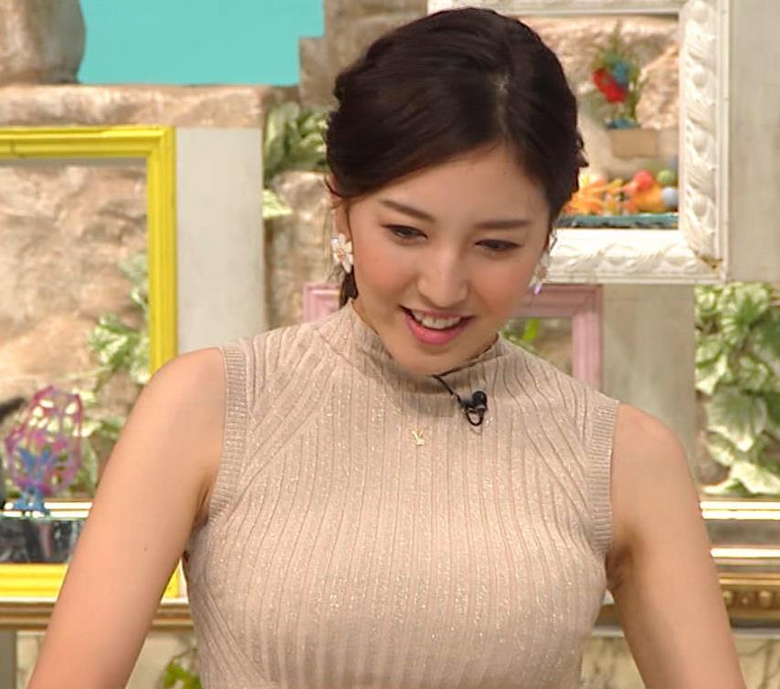 小澤陽子アナ 最高にエロいおっぱい画像キャプ・エロ画像11