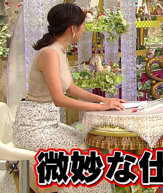 小澤陽子アナ 最高にエロいおっぱい画像キャプ・エロ画像3