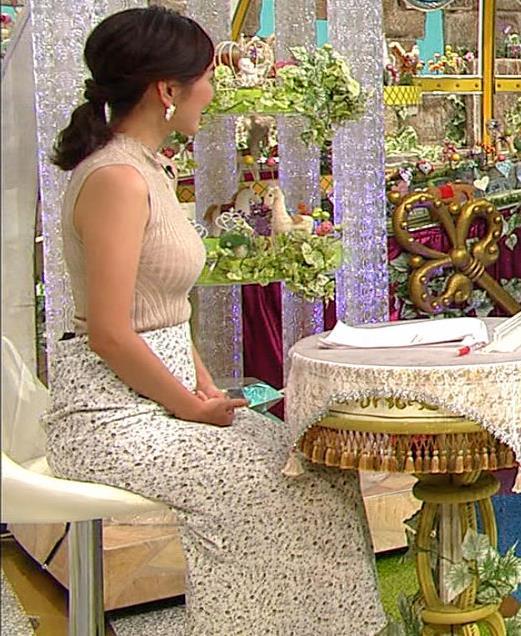 小澤陽子アナ 最高にエロいおっぱい画像キャプ・エロ画像8