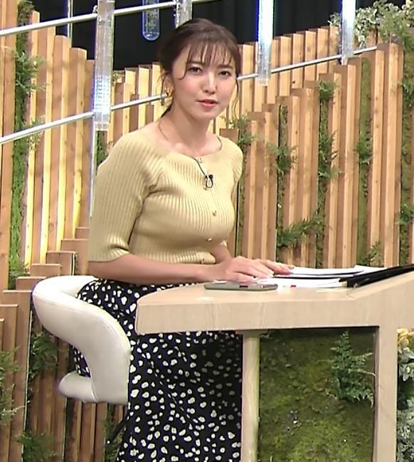 小澤陽子アナ フジテレビのエッチ過ぎる競馬番組キャプ・エロ画像4