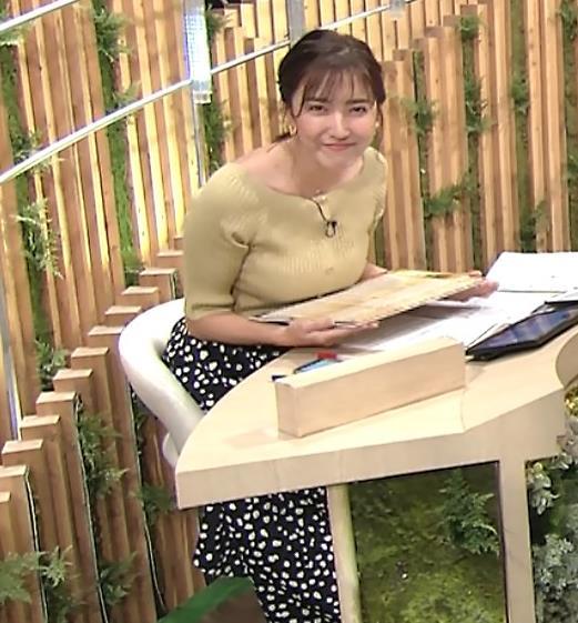 小澤陽子アナ フジテレビのエッチ過ぎる競馬番組キャプ・エロ画像8