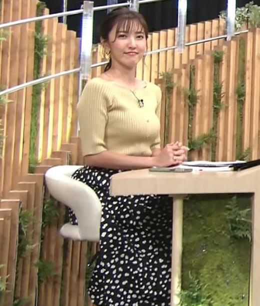 小澤陽子 フジテレビのエッチ過ぎる競馬番組キャプ画像(エロ・アイコラ画像)