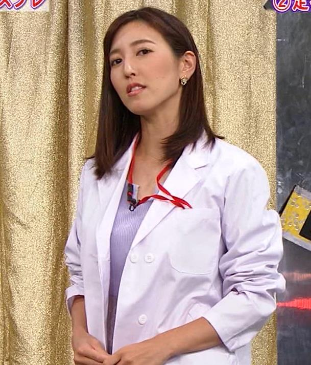 小澤陽子アナ エロ女医コスプレキャプ・エロ画像3