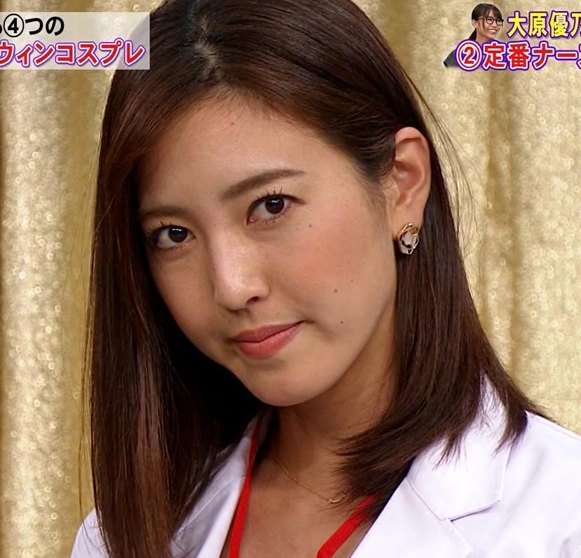 小澤陽子アナ エロ女医コスプレキャプ・エロ画像4
