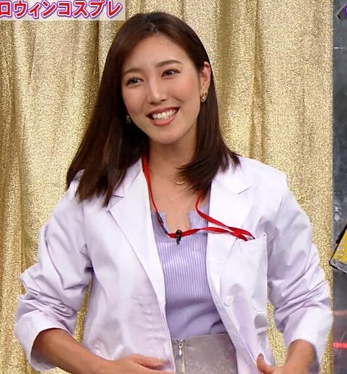 小澤陽子アナ エロ女医コスプレキャプ・エロ画像5