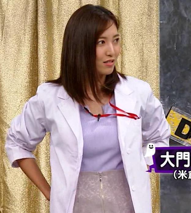 小澤陽子アナ エロ女医コスプレキャプ・エロ画像6