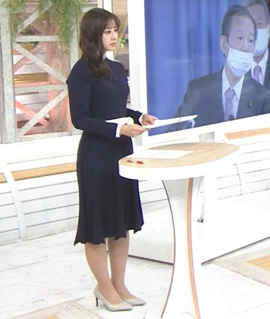 斎藤ちはるアナ 「モーニングショー」キャプ・エロ画像3