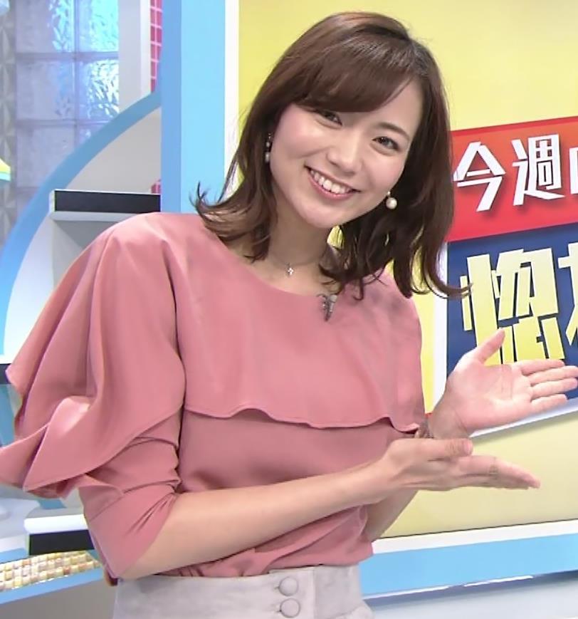 斎藤真美アナ エロ過ぎ太もも!!キャプ・エロ画像2