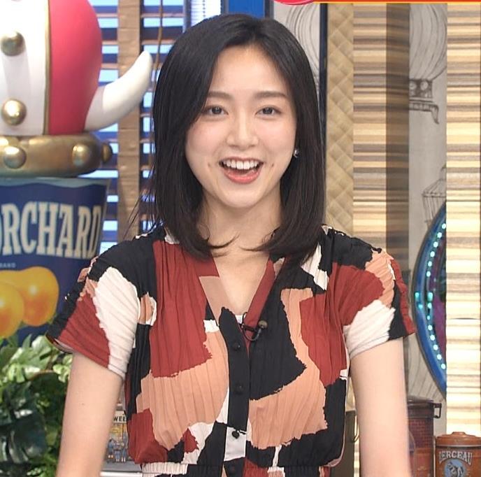佐久間みなみアナ 笑顔がかわいいフジテレビ新人アナキャプ・エロ画像2
