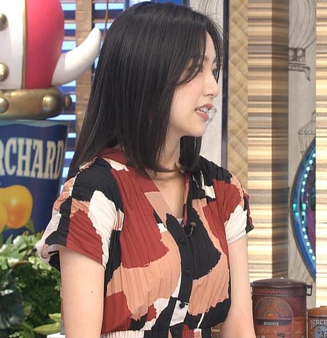 佐久間みなみアナ 笑顔がかわいいフジテレビ新人アナキャプ・エロ画像3