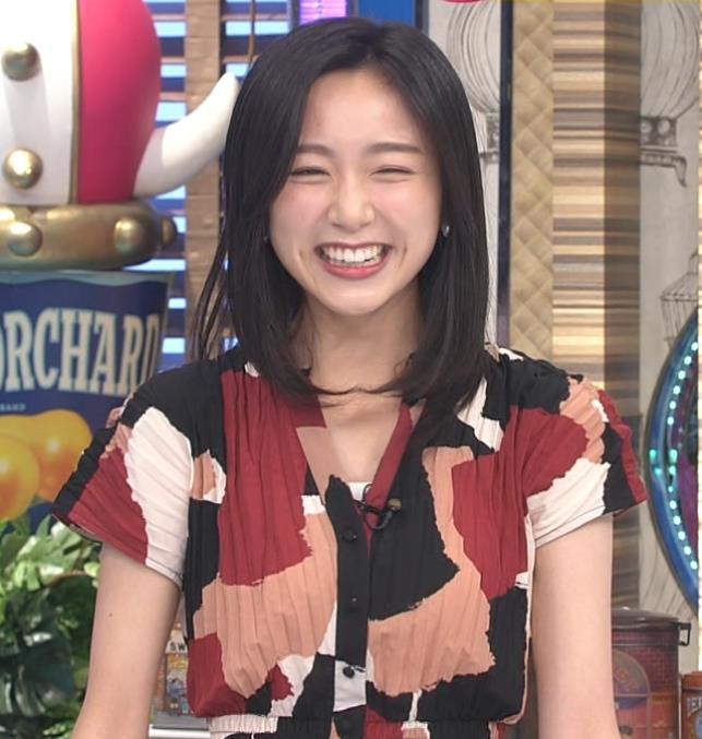 佐久間みなみアナ 笑顔がかわいいフジテレビ新人アナキャプ・エロ画像5